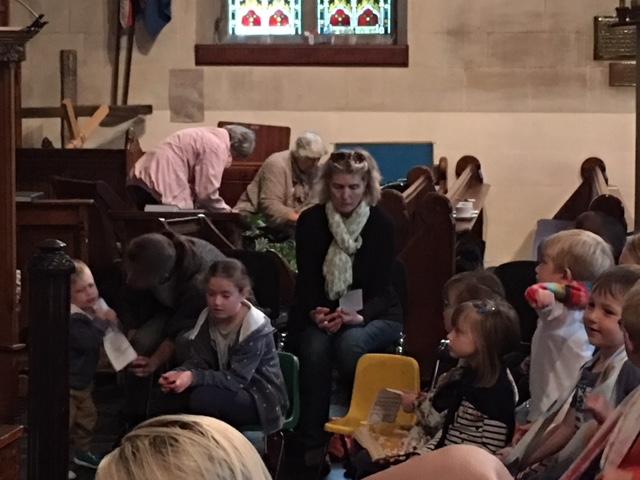 Family Praise Service @ St Mary Oatlands Church