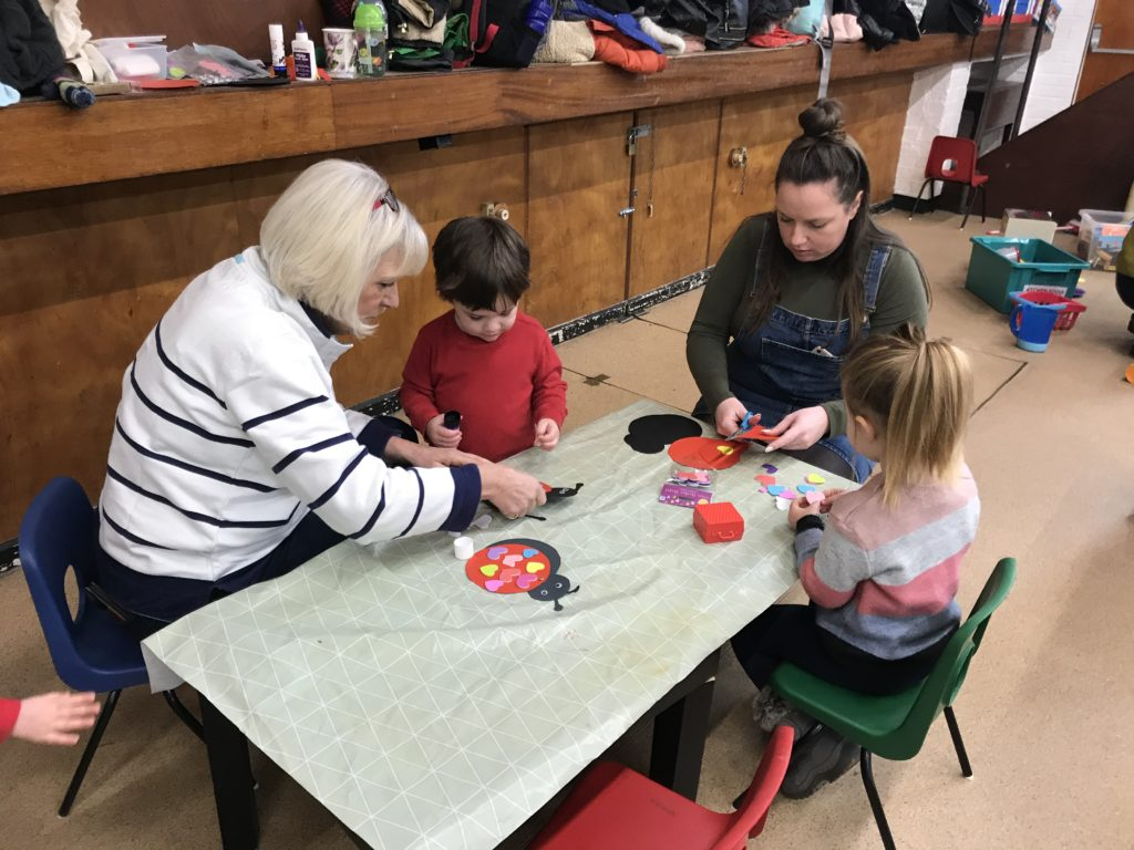 SMART Mother & Toddler Group in Church Hall